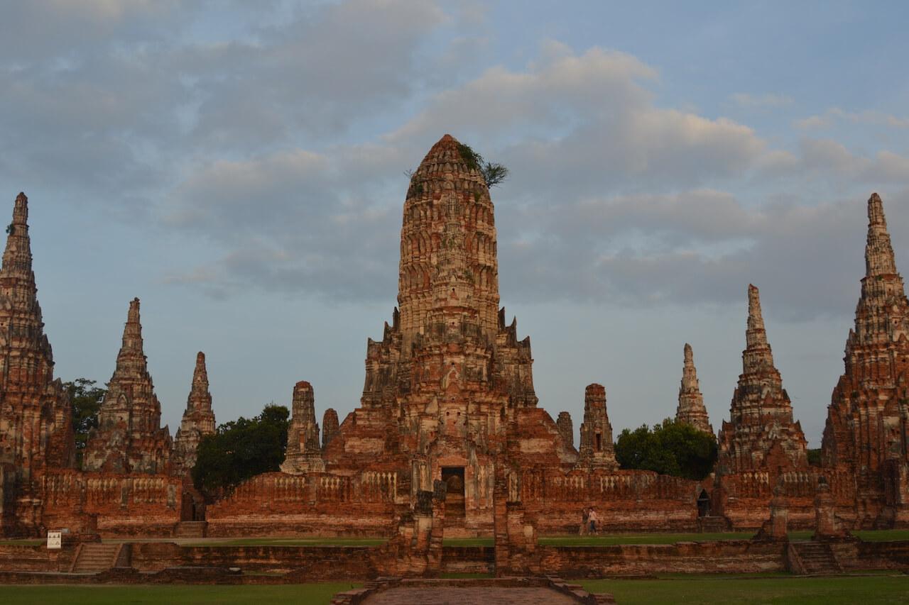 Suvarnabhumi Bangkok — Ayutthaya Taxi
